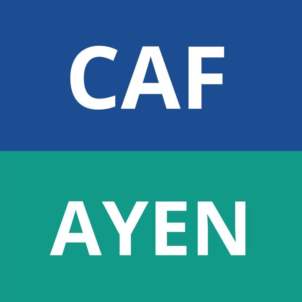 caf AYEN