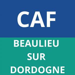 caf BEAULIEU SUR DORDOGNE