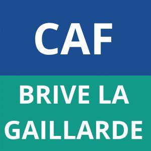 caf BRIVE LA GAILLARDE
