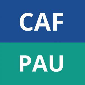 caf PAU