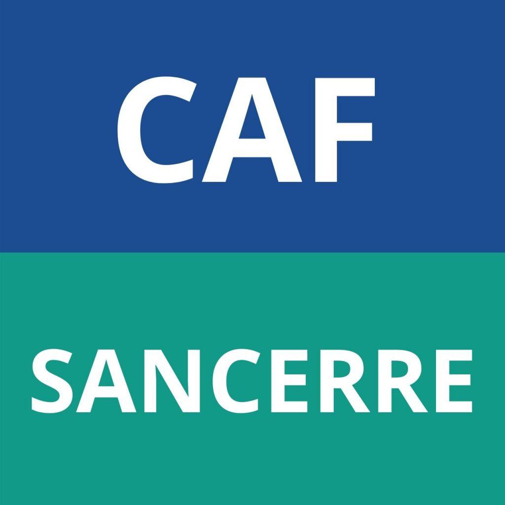 caf SANCERRE