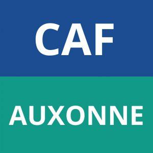 caf AUXONNE