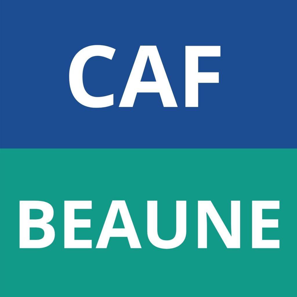 caf BEAUNE