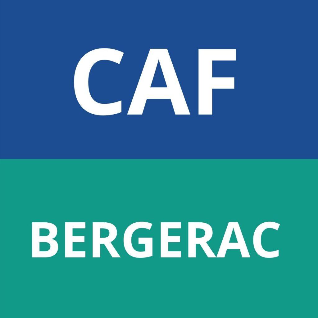 caf BERGERAC