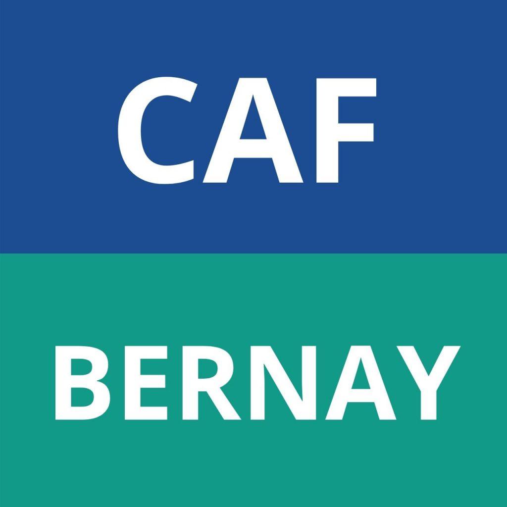caf BERNAY