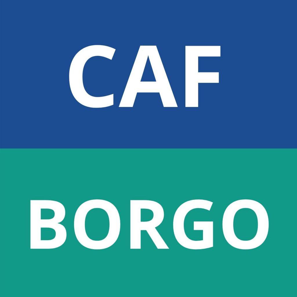 CAF BORGO