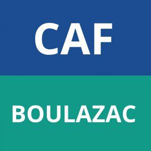 caf BOULAZAC