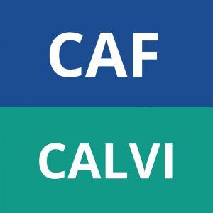 caf CALVI