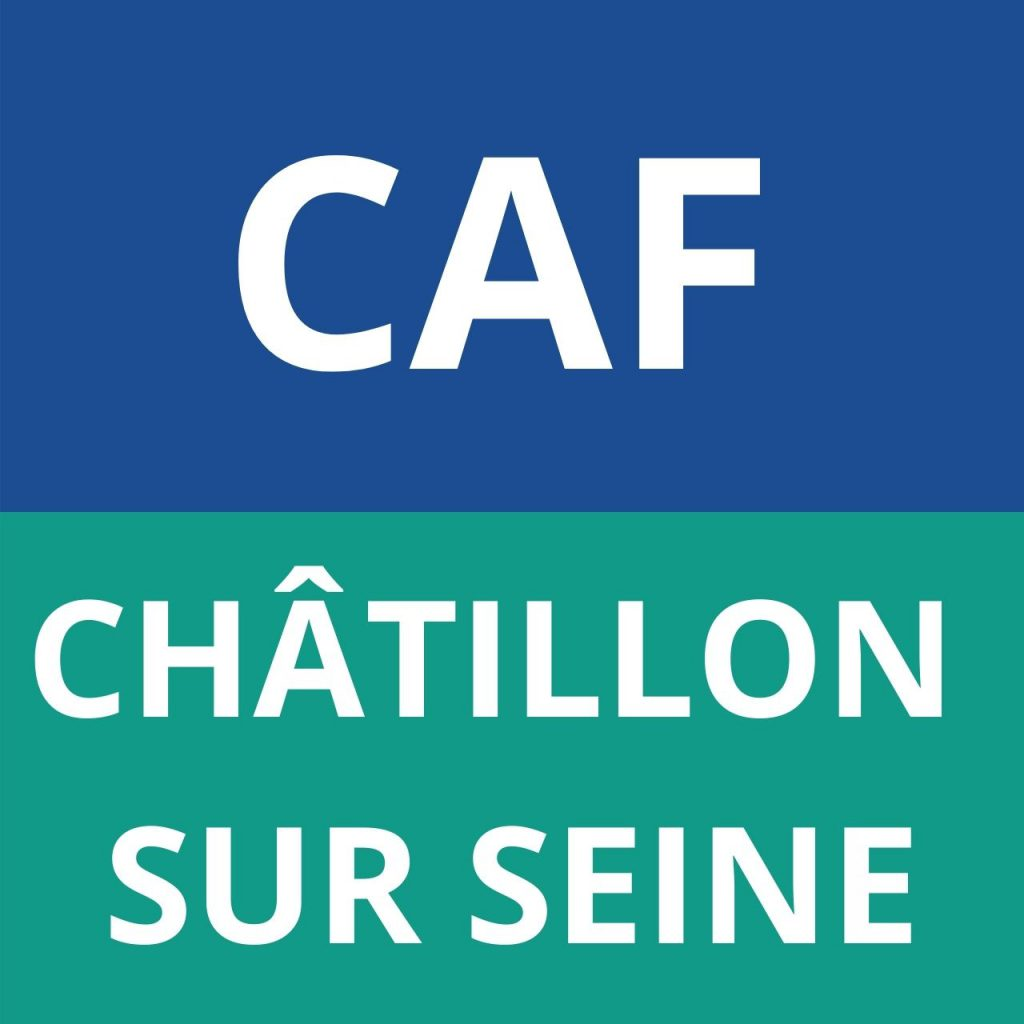 caf CHÂTILLON SUR SEINE