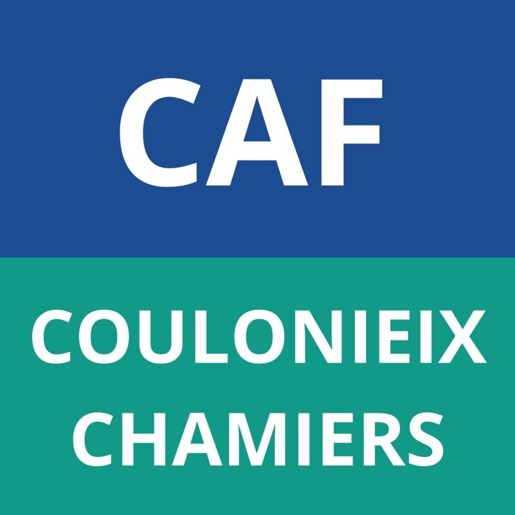 caf COULONIEIX CHAMIERS