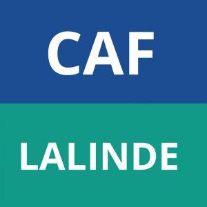 caf LALINDE