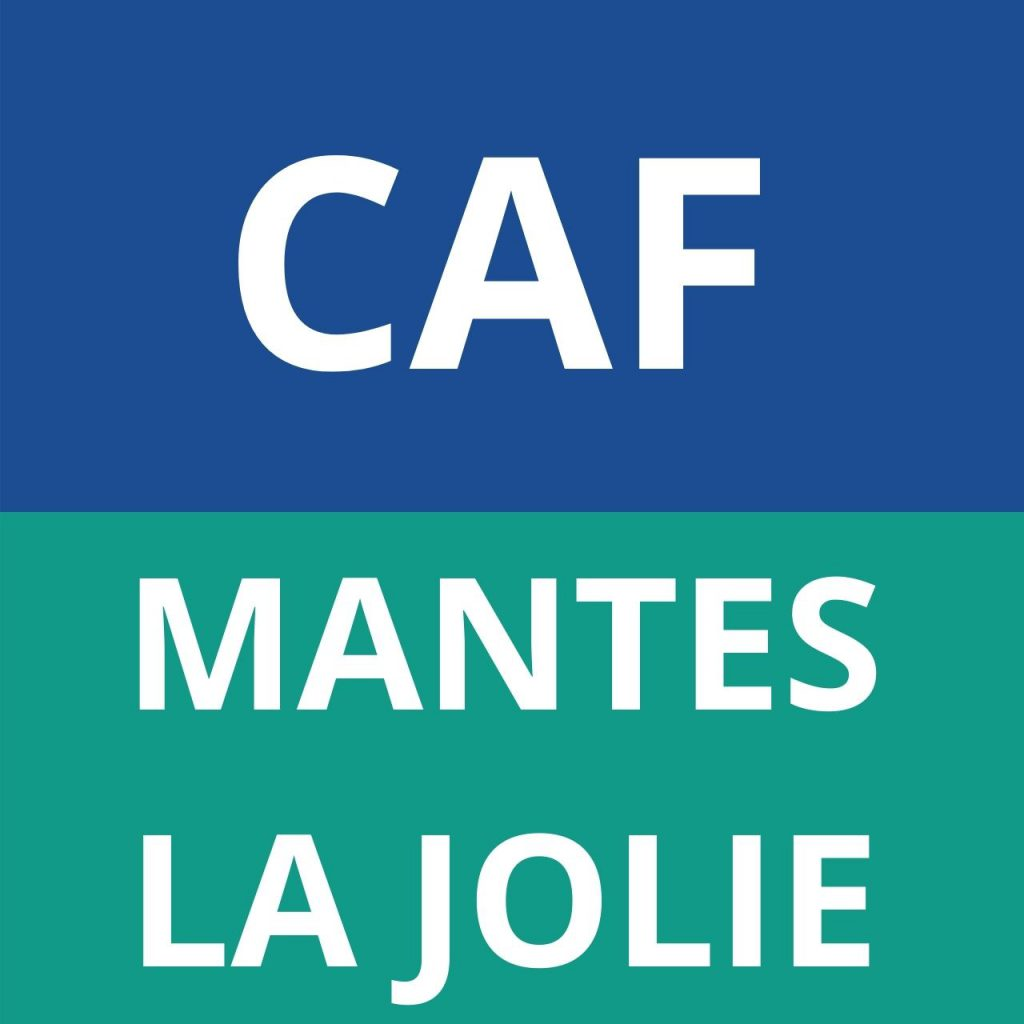 caf MANTES LA JOLIE