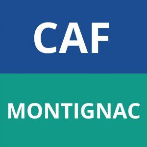 caf MONTIGNAC