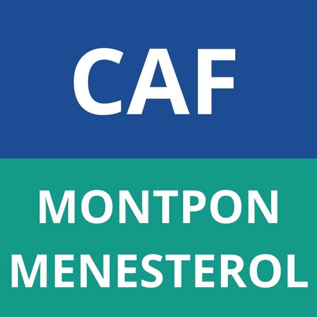 caf MONTPON MENESTEROL