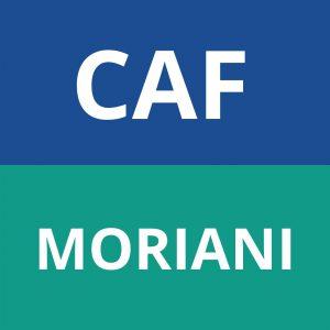 caf MORIANI