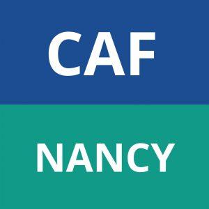 caf NANCY