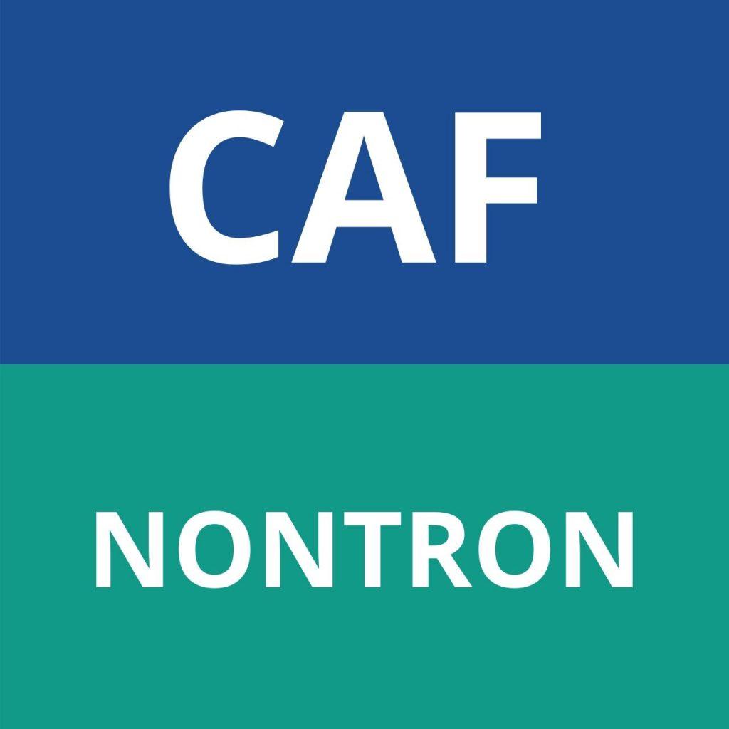 caf NONTRON