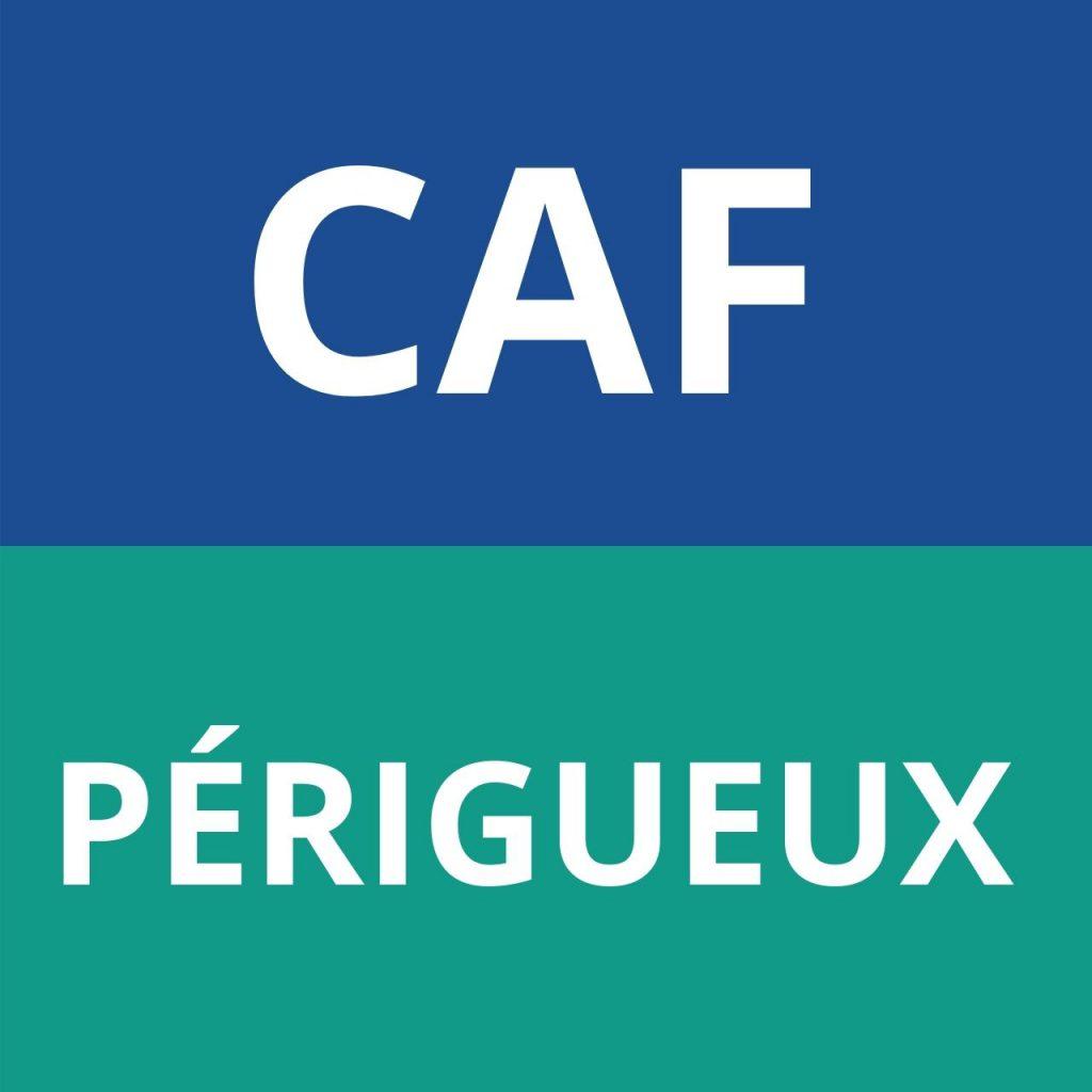 caf PÉRIGUEUX