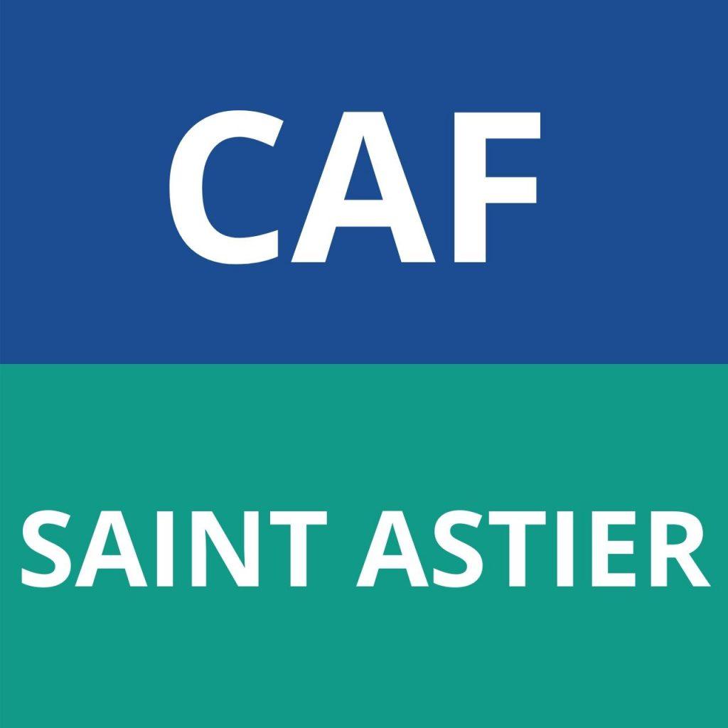 caf SAINT ASTIER