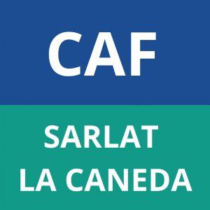 caf SARLAT LA CANEDA