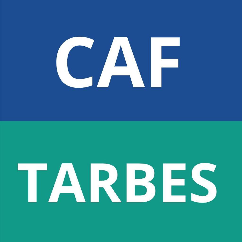 caf TARBES