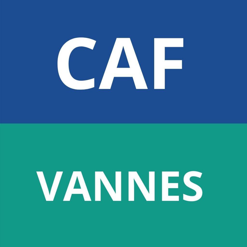 caf VANNES