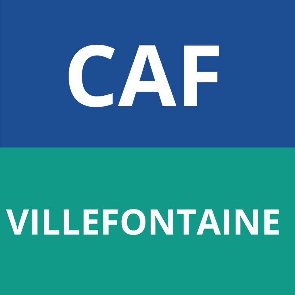 caf VILLEFONTAINE