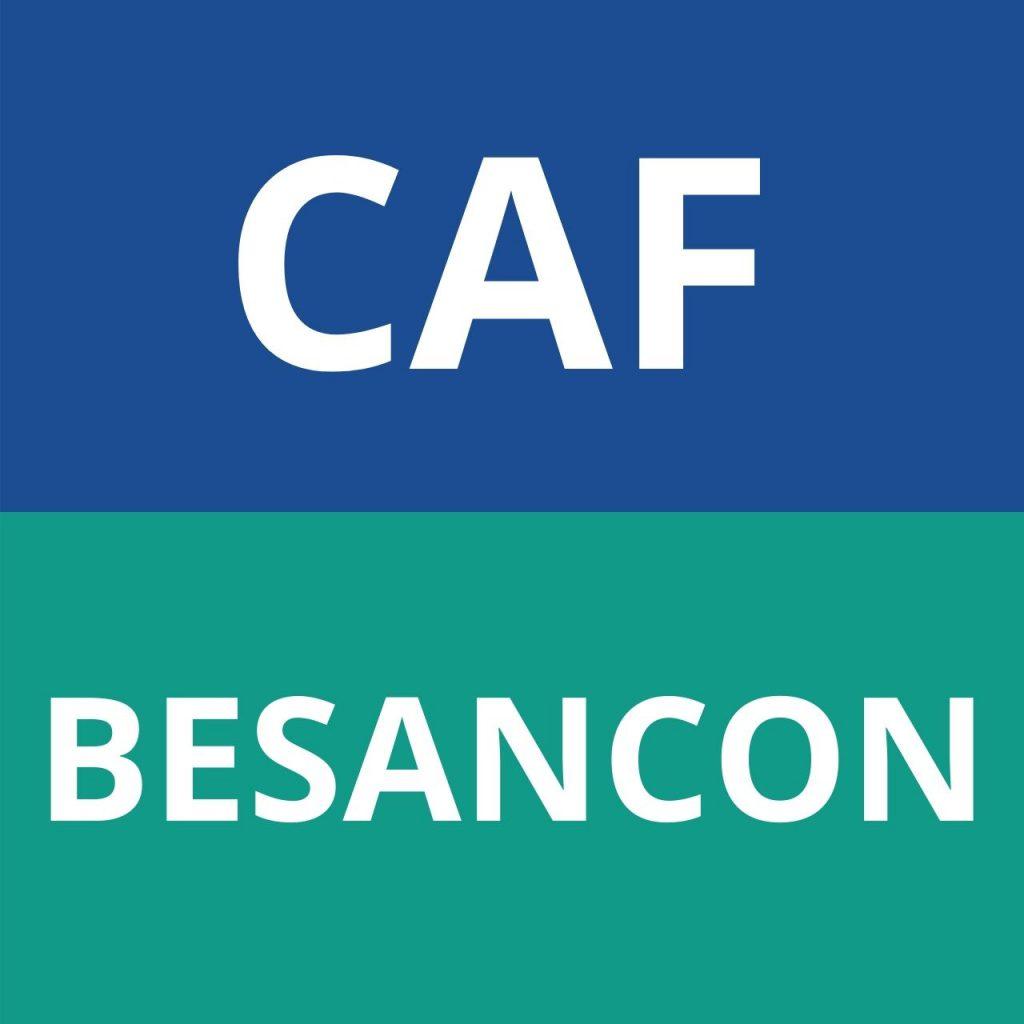 CAF BESANCON