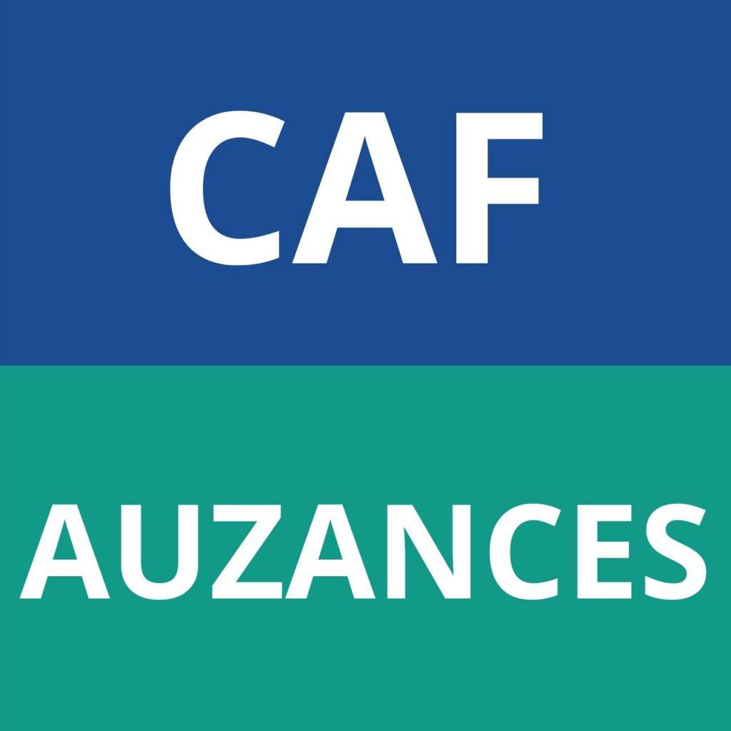 CAF AUZANCES