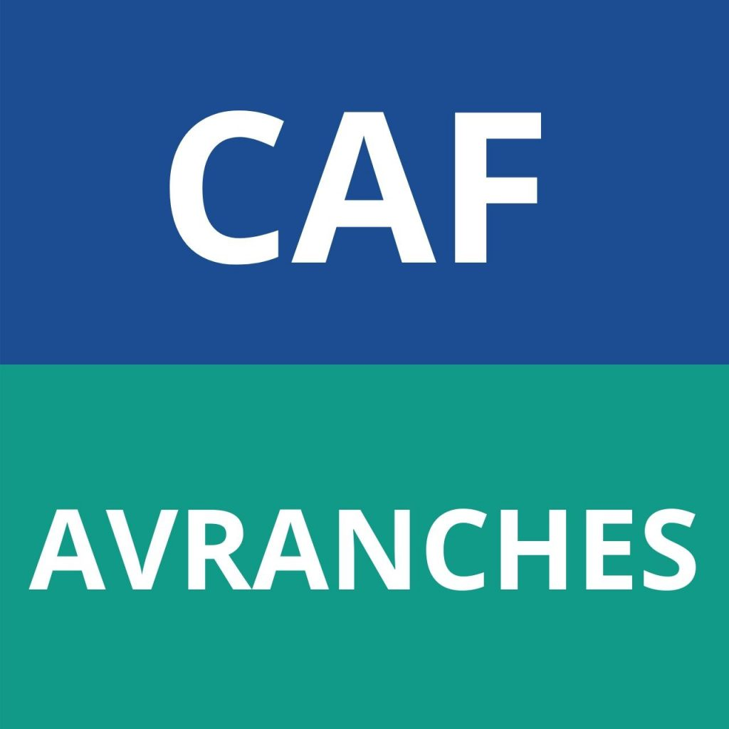 caf AVRANCHES