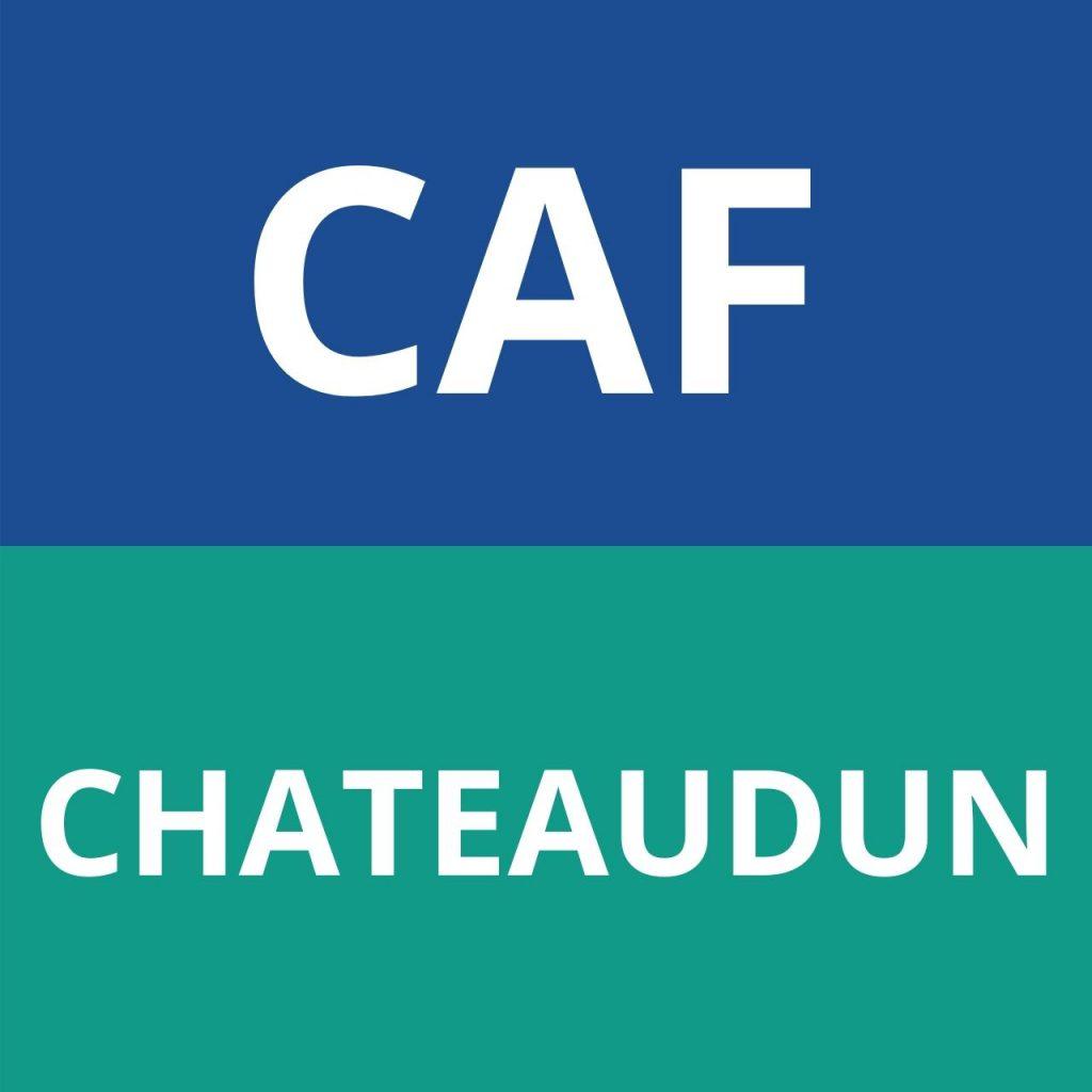 CAF CHATEAUDUN