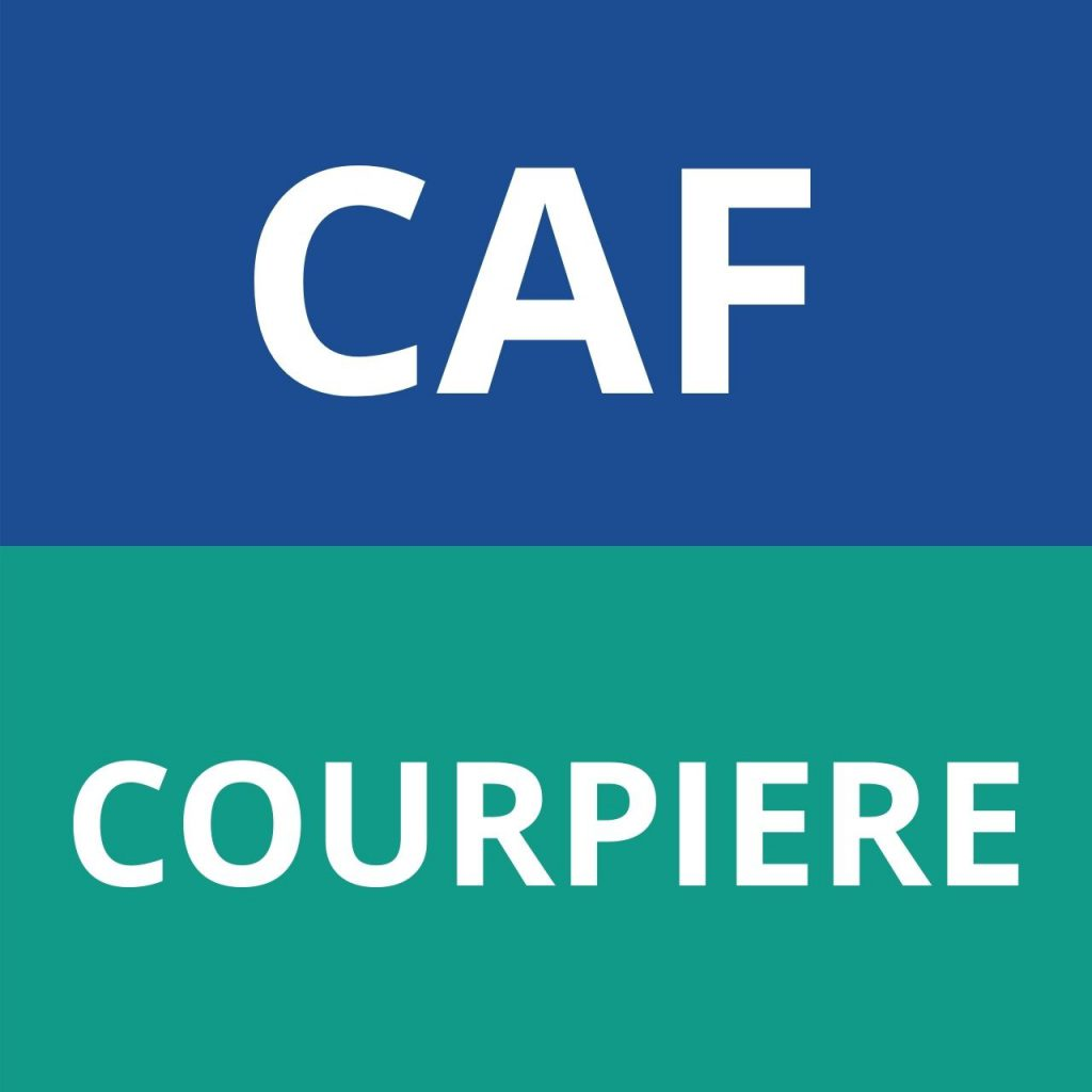 caf COURPIERE