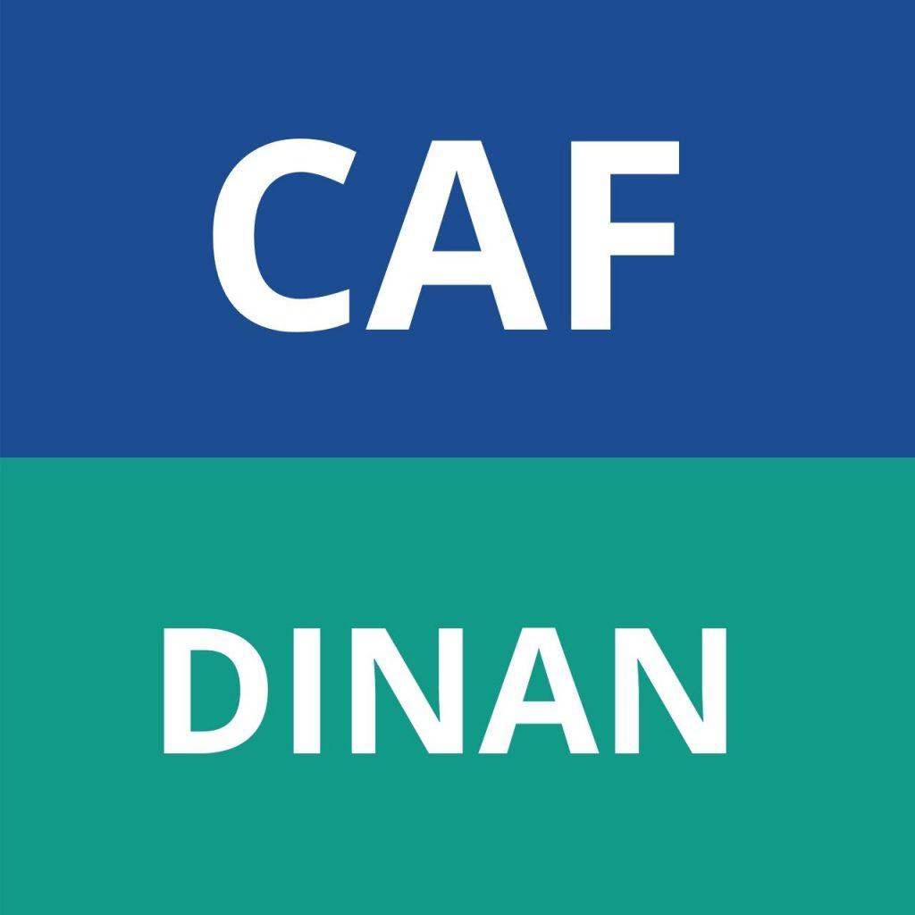 caf DINAN