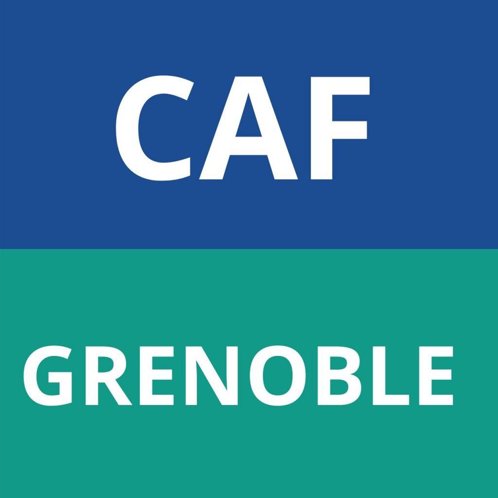 CAF GRENOBLE