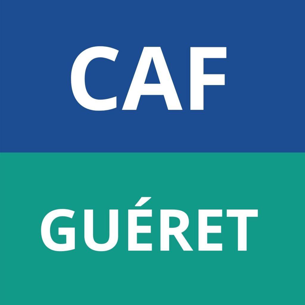 CAF GUERET