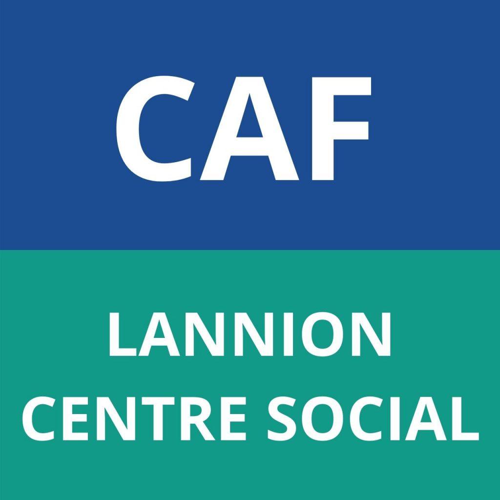 CAF LANNION - Centre Social