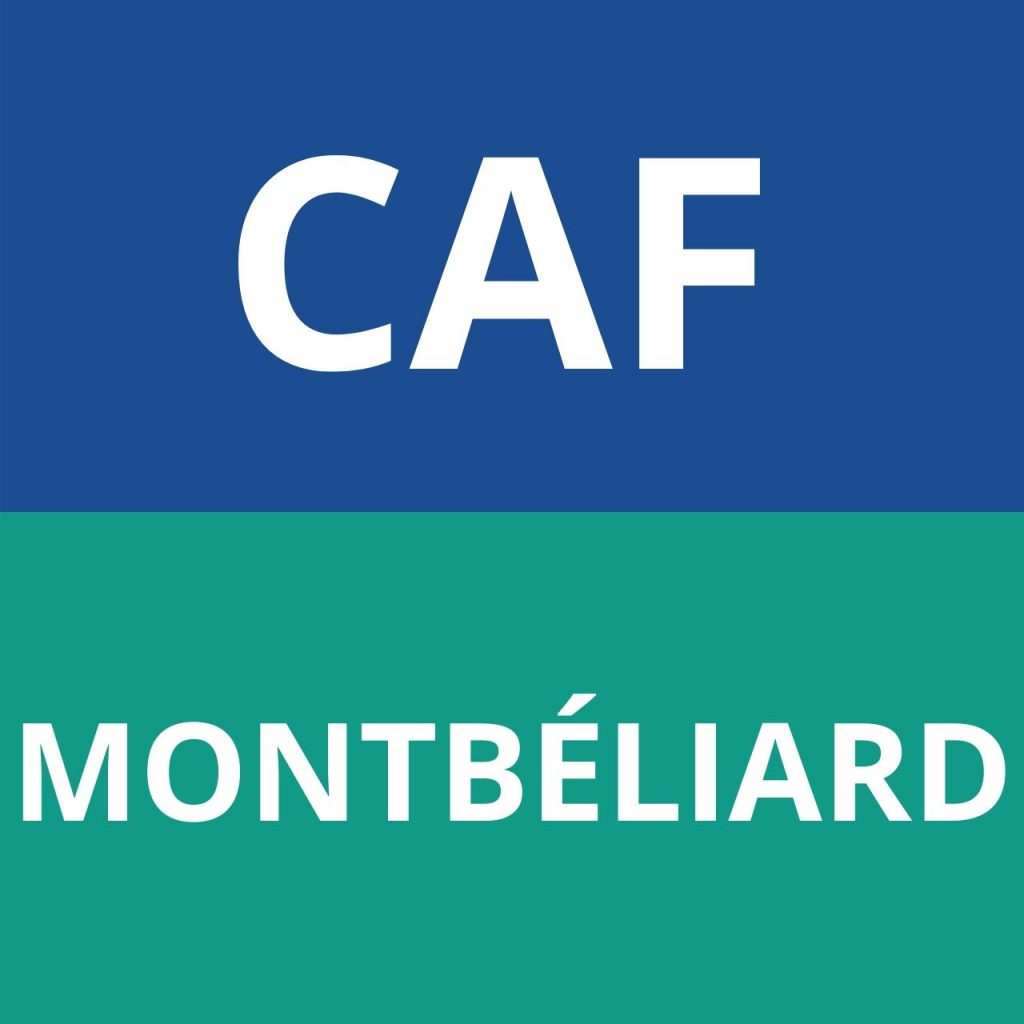 caf MONTBÉLIARD