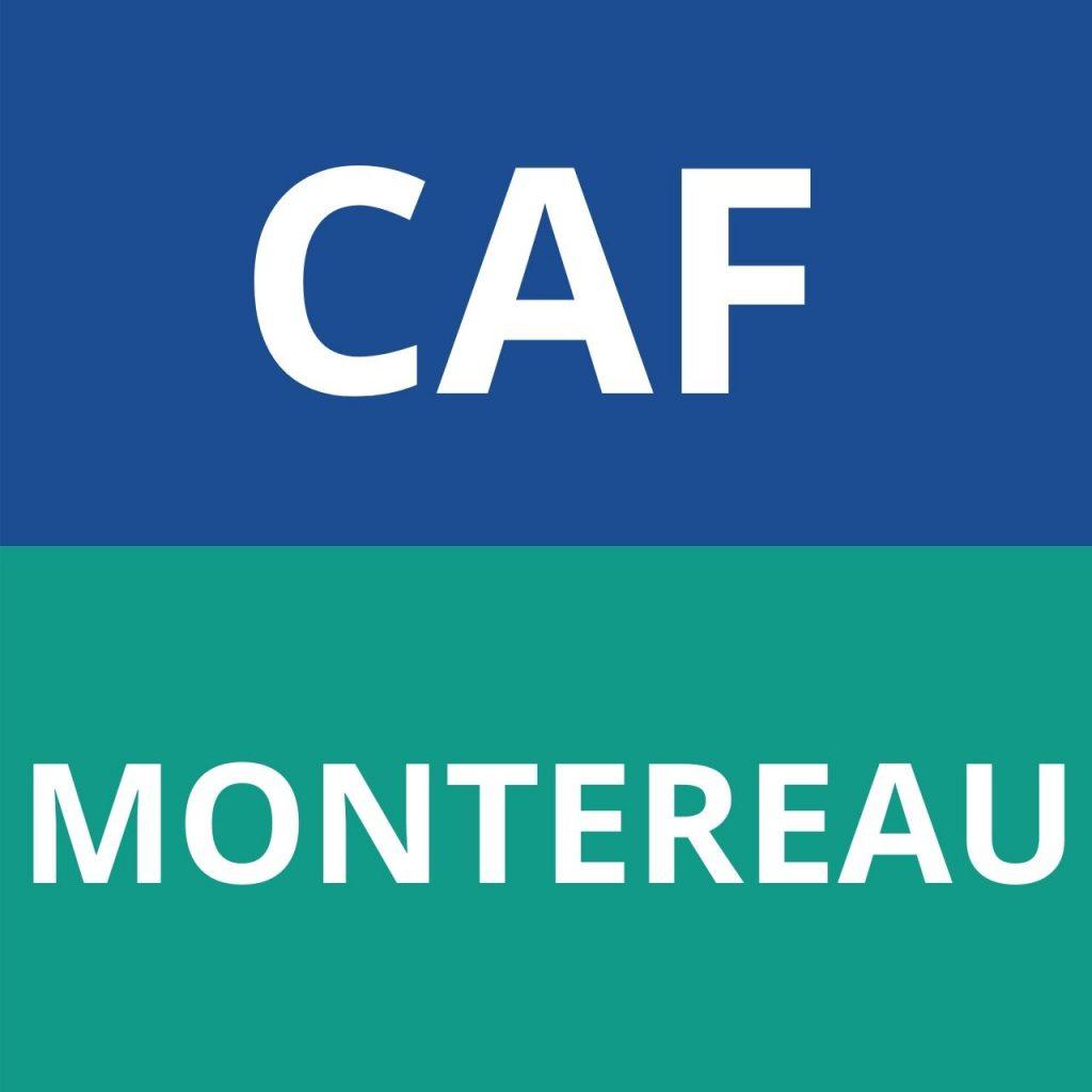 CAF MONTEREAU