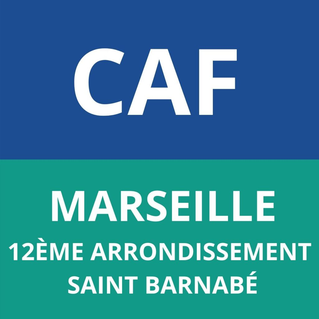 caf marseille 12eme arrondissement