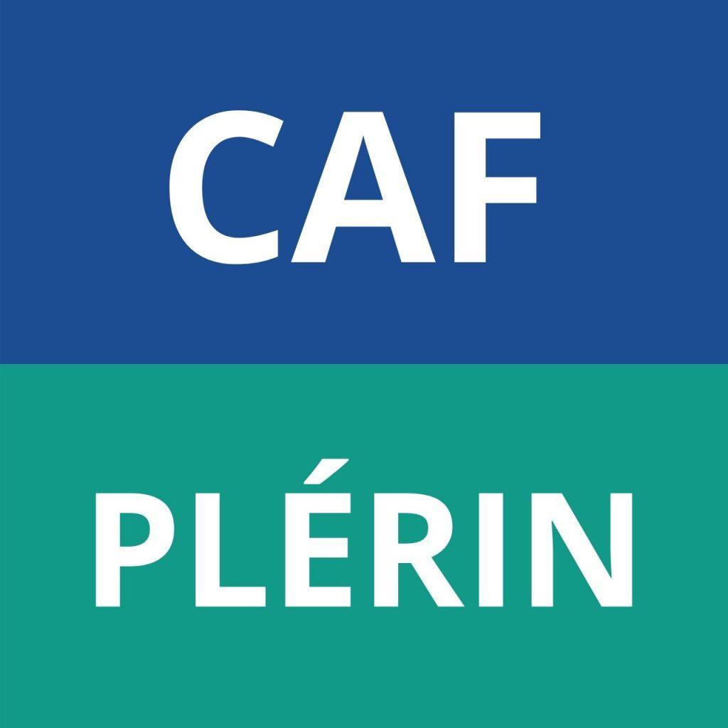 caf PLÉRIN
