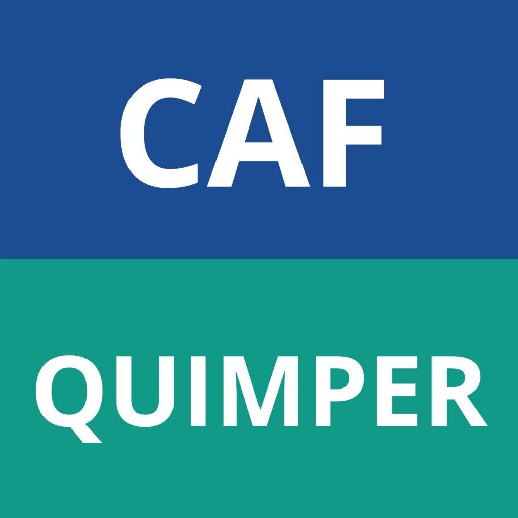 CAF QUIMPER