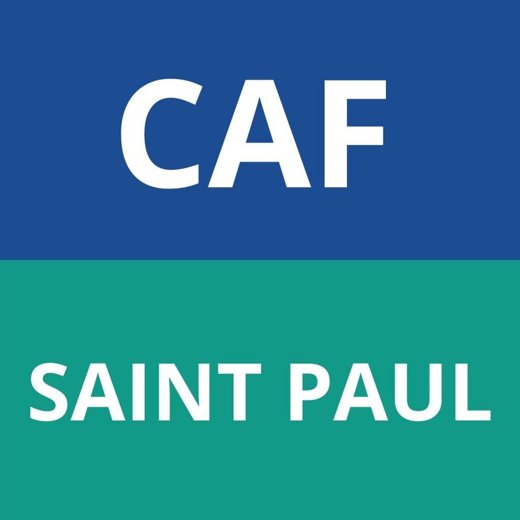 caf saint paul