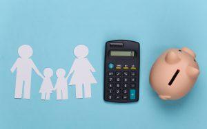 calcul montant droits sociaux