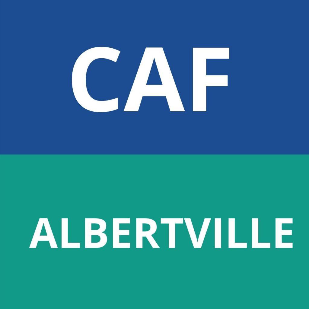 caf ALBERTVILLE