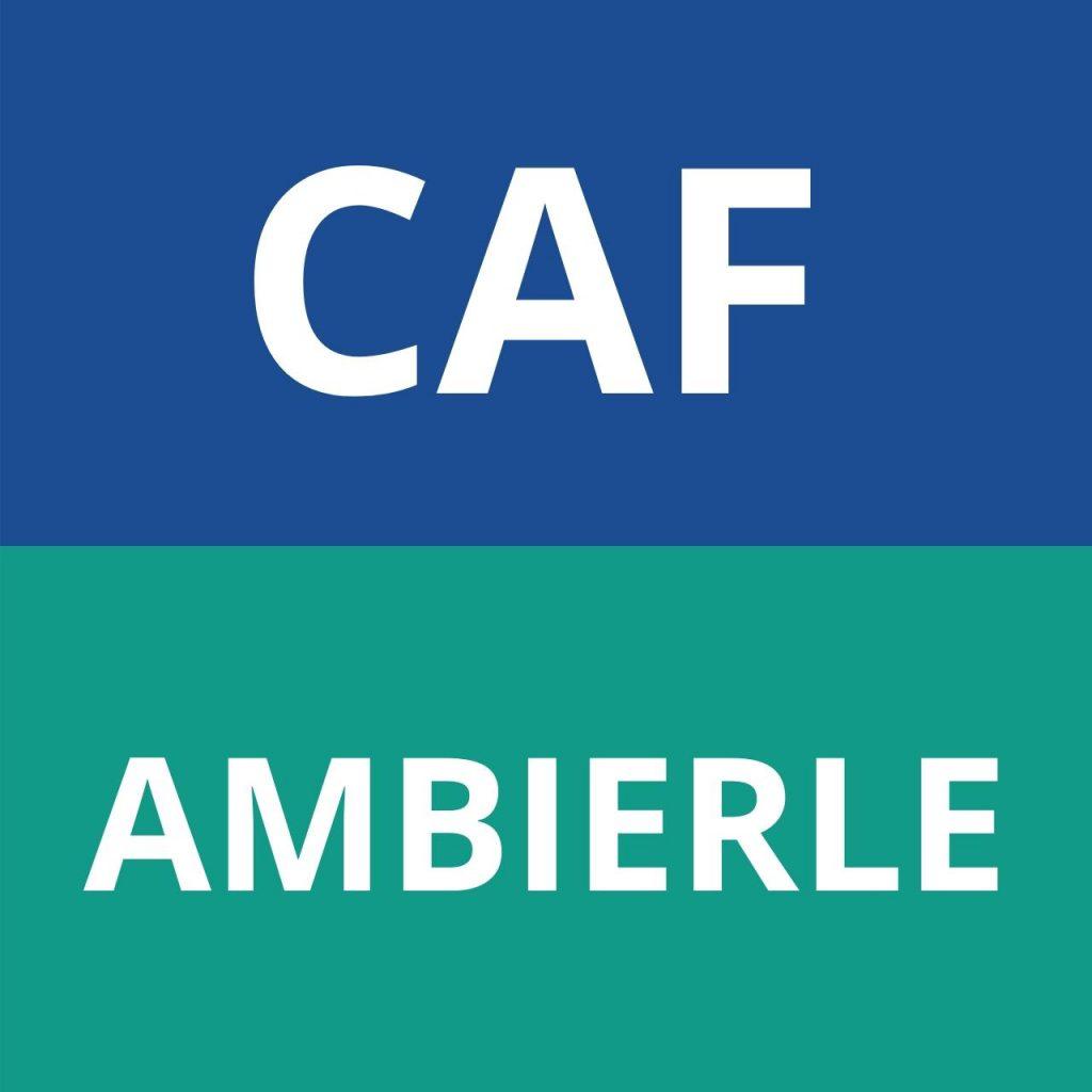 CAF AMBIERLE
