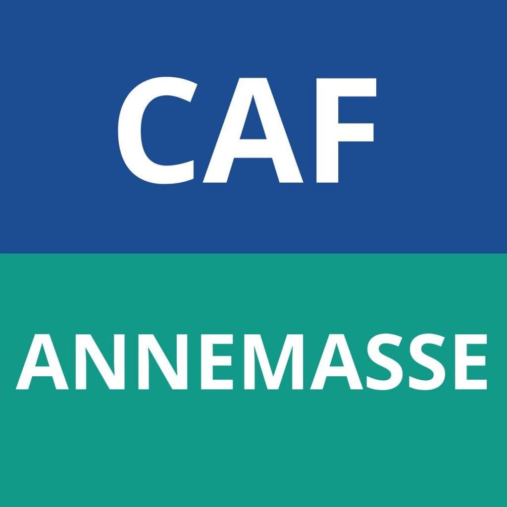CAF ANNEMASSE