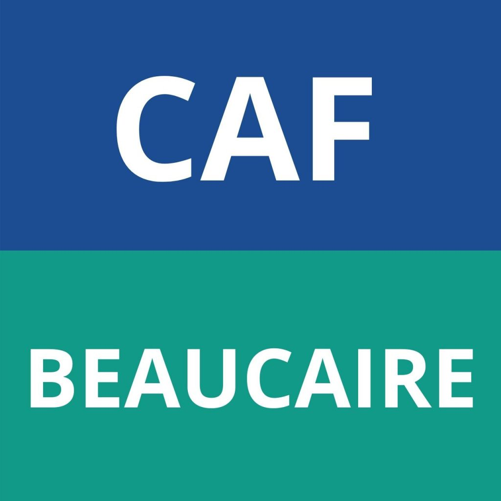 CAF BEAUCAIRE logo