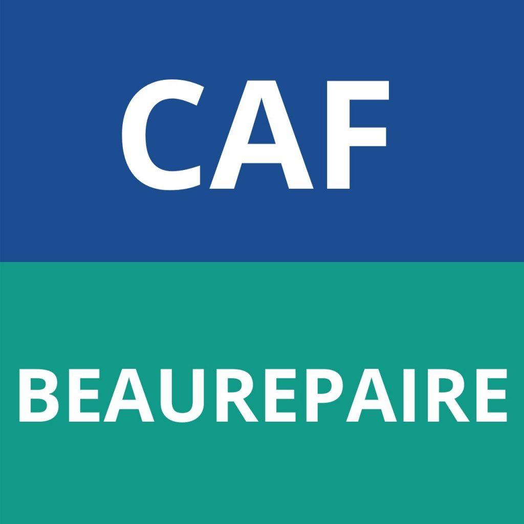 CAF BEAUREPAIRE