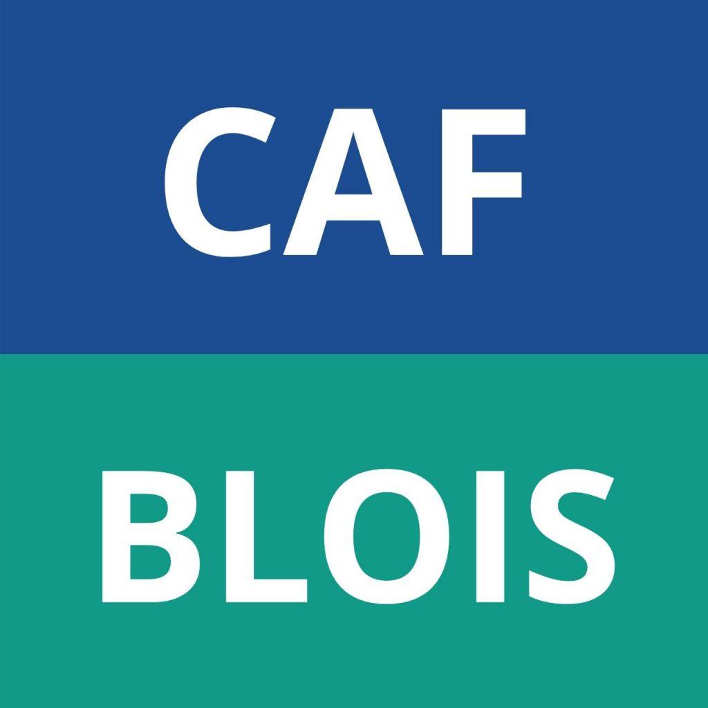 caf BLOIS