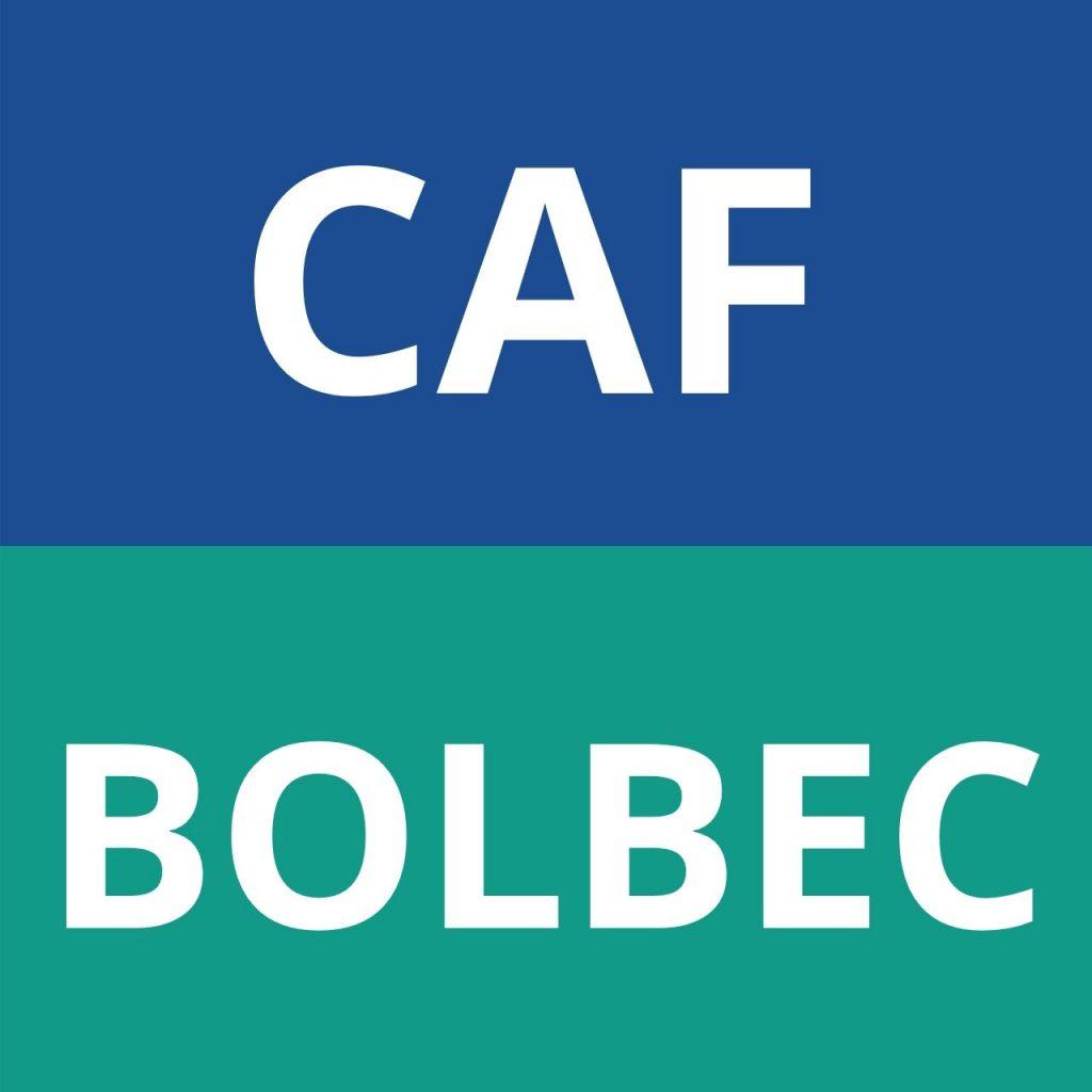 CAF BOLBEC